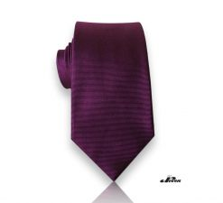 Solid silk neckties